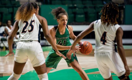 Sports: North Texas remains undefeated in conference play on blowout win over UTSA