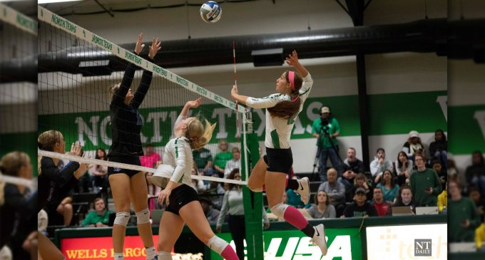 BREAKING: Volleyball announces spring schedule