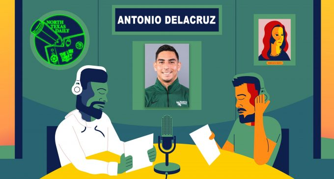 The Last Draft Podcast – Episode 14: Antonio Delacruz