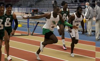 Track & Field set school record with four titles at Conference USA Championship