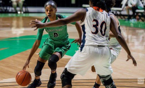 Recap: Quincy Noble's 28 point outing elevates women's basketball over Louisiana Tech, split's season series 1-1
