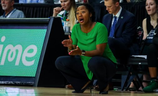 BREAKING: Board of regents approve contract extension for women's basketball head coach Jalie Mitchell