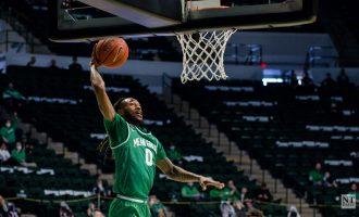 Recap: Men's basketball rides stout defense to road win over Thundering Herd