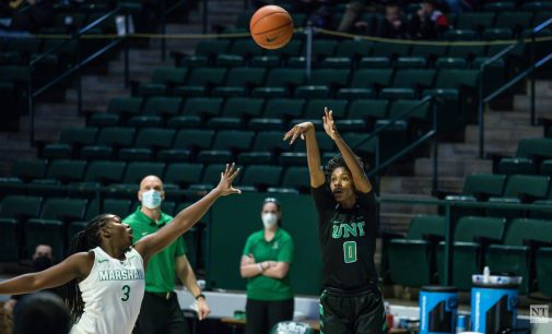 Recap: Women's basketball splits series against Marshall in one point loss