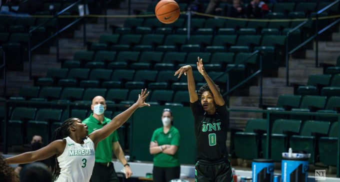 Recap: Women's basketball splits series against Marshall in one point loss