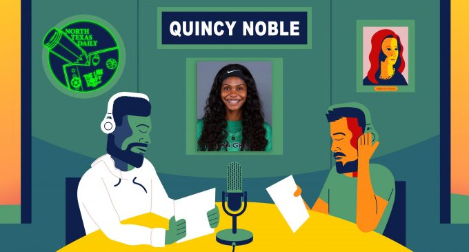 The Last Draft Podcast – Episode 13: Quincy Noble