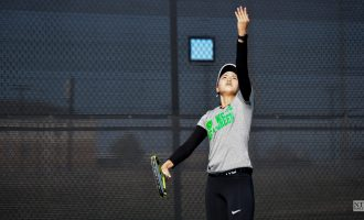 Recap: Tennis sustains tough loss after a rainy Thursday match in Houston