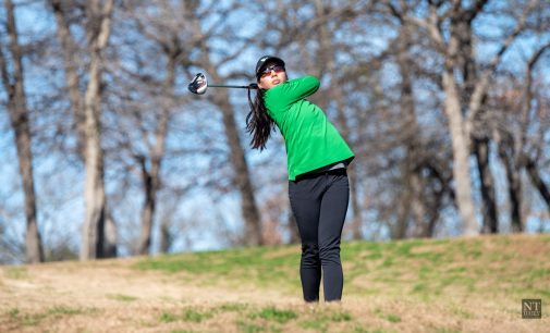 Recap: Iconic final round leads women's golf to a sixth-place finish at ICON Invitational