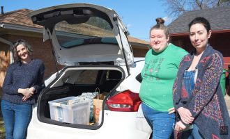 Thistle Creative Reuse resells craft supplies to Denton community