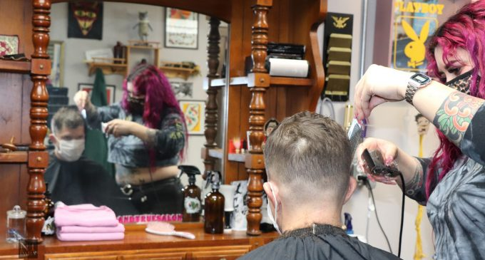 Tried and True Salon encourages self-expression through hair