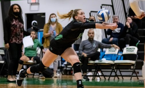 Recap: Volleyball swept in season series against Alabama-Birmingham with 3-0 loss