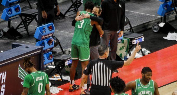 Recap: Men's basketball sees historical season end with loss to No. 5-seed Villanova