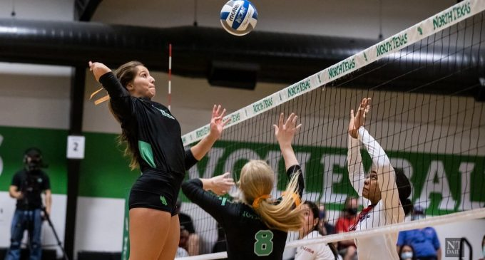 Recap: Volleyball sweeps Southern Mississippi, punches ticket to Conference USA Tournament