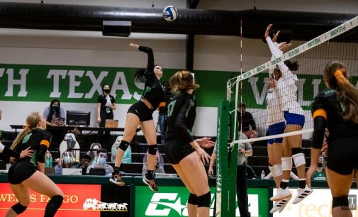 Recap: Volleyball kicks off week by sweeping Louisiana Tech on their home court