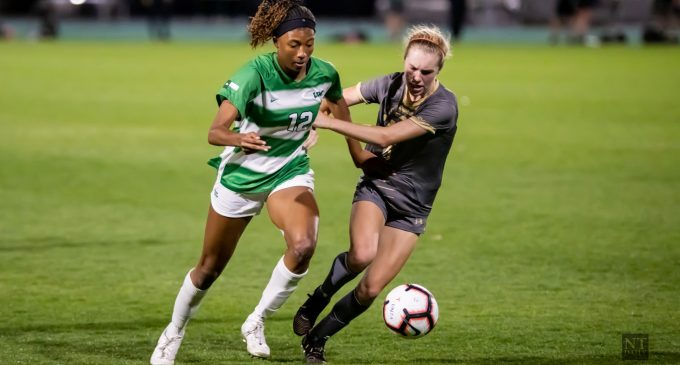 Recap: Soccer snaps two match losing streak with pivotal conference win over Blazers