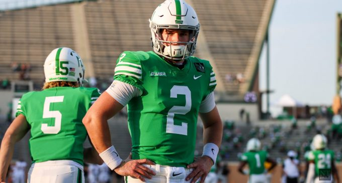 A time for new beginnings: North Texas football begins spring practice after dramatic offseason