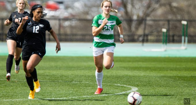 Recap: Soccer eyes conference tourney after topping Texas-San Antonio on senior night