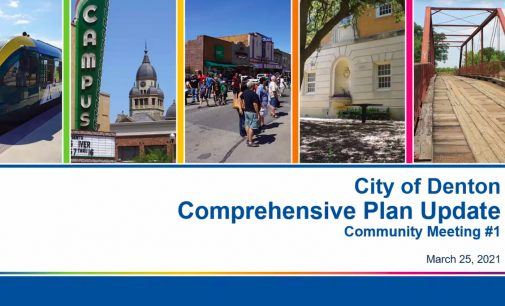 First Denton Plan 2040 plan invites limited participants for community involvement in area development