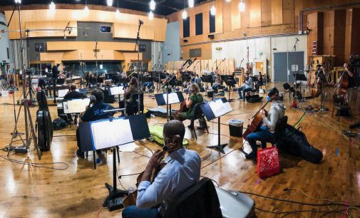 UNT alumni and professor compose and perform in new hit film 'Coming 2 America'
