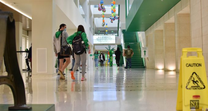 Biden's relief package provides $83.4 million to UNT partly for debt cancellation