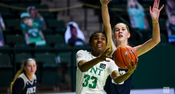Recap: Women's basketball falls 64-58 in game one on back and forth matchup against Rice