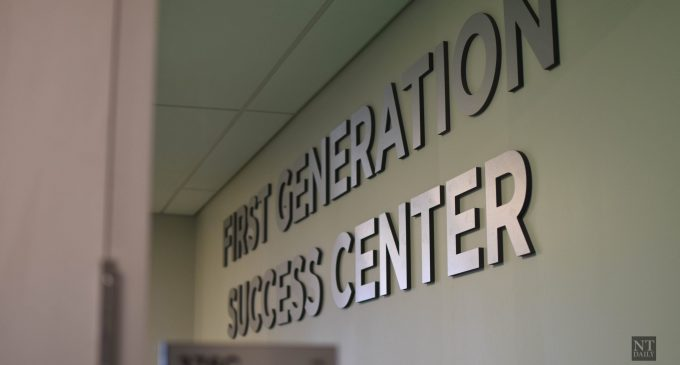 Center opens to provide resources for first-generation students