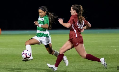 Recap: Soccer's two first half goals enough to steam Rice in conference-opening victory