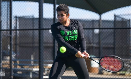 Recap: Tennis taken down by Memphis at home in close contest, loses fourth straight match