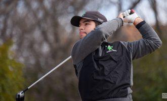 Freshmen fuel strong finish for men's golf