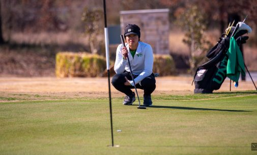 Recap: Women's golf finishes fourth in Maryb S. Kauth Invitational after high final-round score