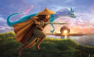 'Raya and the Last Dragon' slices and thrills with vivid grace