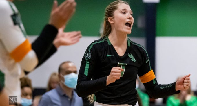 Recap: Volleyball's season ends at the hands of Western Kentucky in Conference USA Tourney