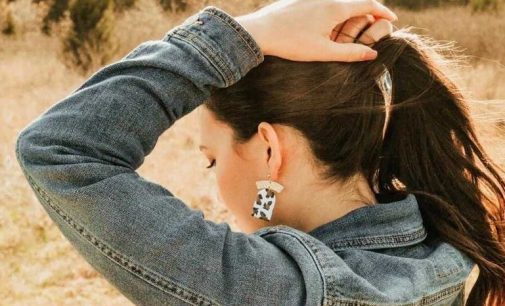 Local mom creates at-home business selling handmade earrings