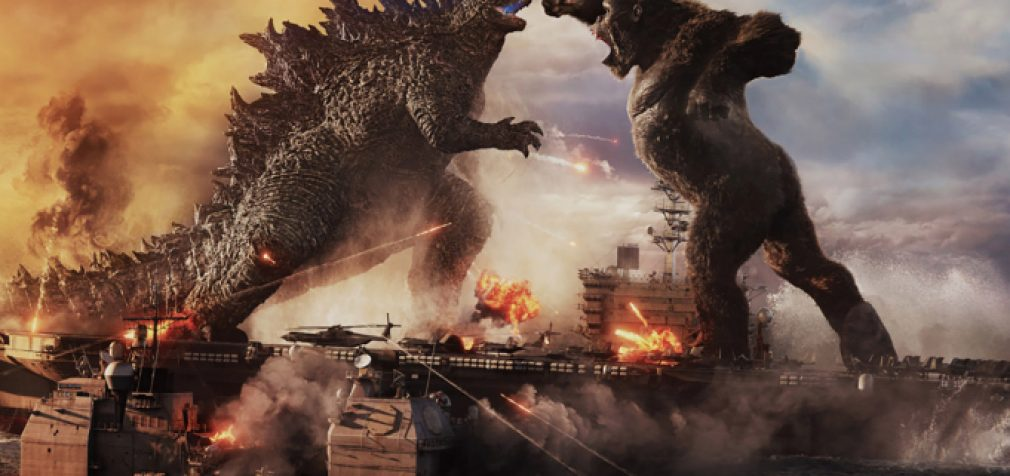 'Godzilla vs. Kong' knows how much dumb fun it is and owns it