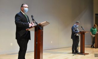SGA presidential election voting closes, candidates delve into their campaigns