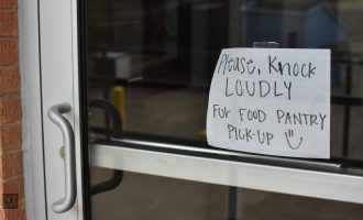 Food pantry's partnership expands service, number of employees and hours