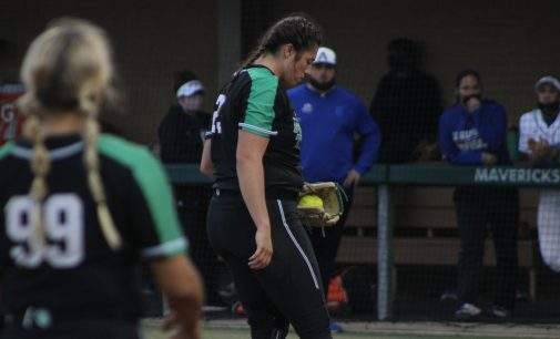 Recap: Wall leads North Texas softball to 1-0 victory over Texas-Arlington