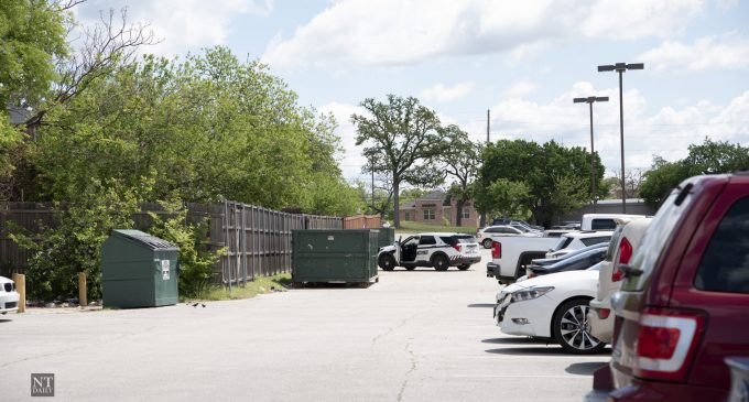 BREAKING: UNT Police investigating aggravated assault near fraternity home