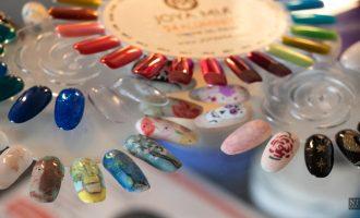 Home-based nail technician creates unique bonds with clients