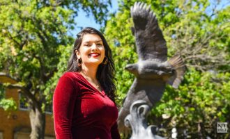 Hillary Shah named Truman Scholar for continued public service