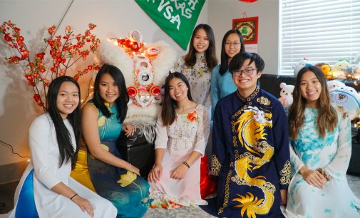 UNT Vietnamese Student Association holds virtual Lunar New Year event