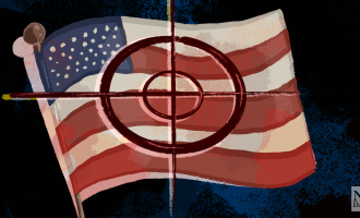 Domestic terrorism needs to be America's first priority