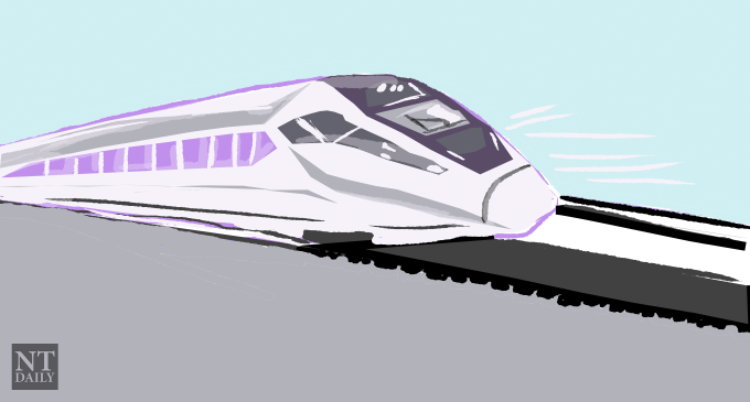 The rail systems are a better way to travel