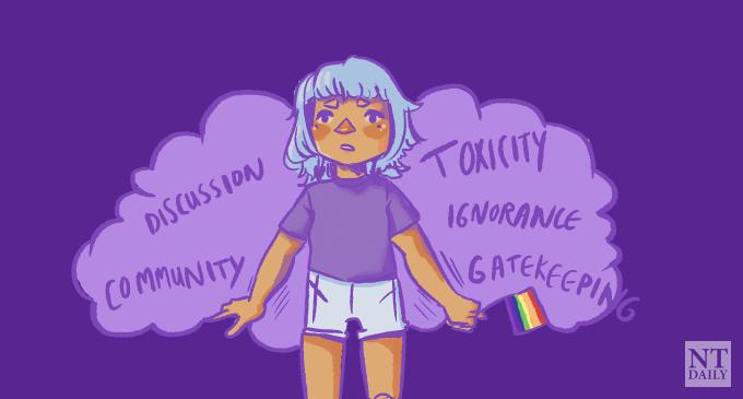Terfery is infesting the LGBTQ+ community
