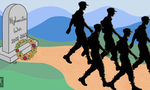 Joe Biden withdrawing troops from Afghanistan by Sept. 11 should boost American morale