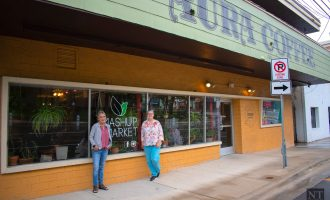 Aura Coffee reopens with new business partner