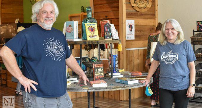 Patchouli Joe's Books & Indulgences brings accepting atmosphere to Denton
