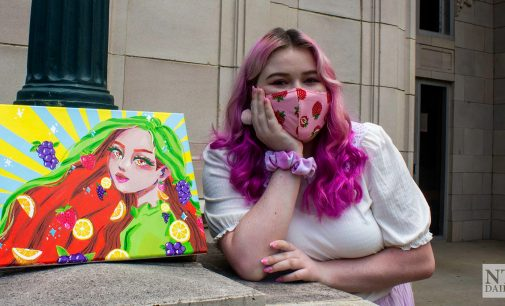 UNT student featured in Greater Denton Arts Council's Soul Art Renewal exhibition