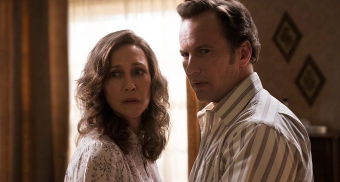 'The Conjuring: The Devil Made Me Do It' is a solid film for a solid franchise