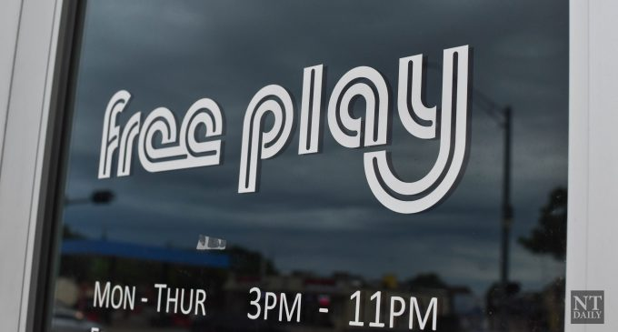 Free Play arcade's Denton location re-opens with new partnership